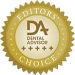 Dental Advisors Editors Choice Award