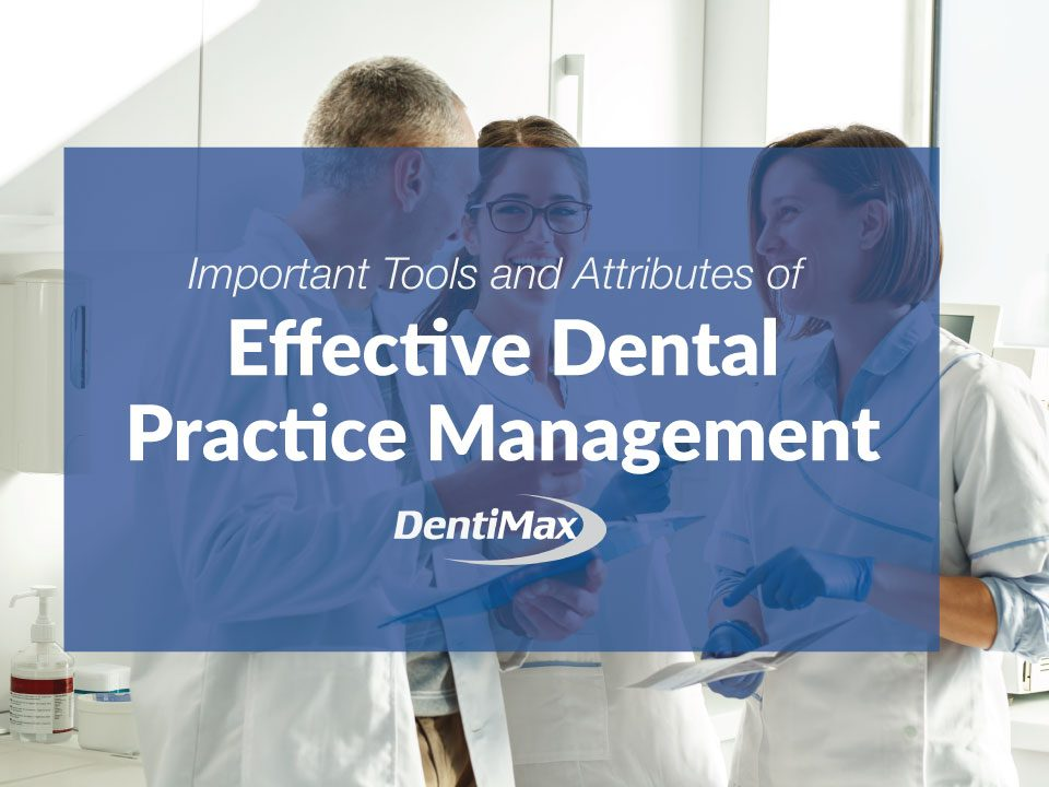Key features of effective practice management