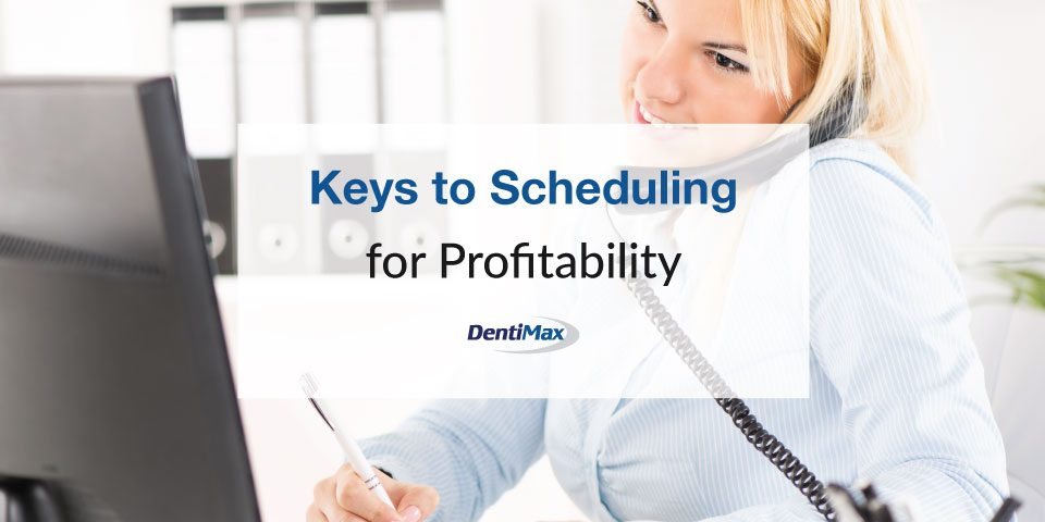 scheduling for profitability