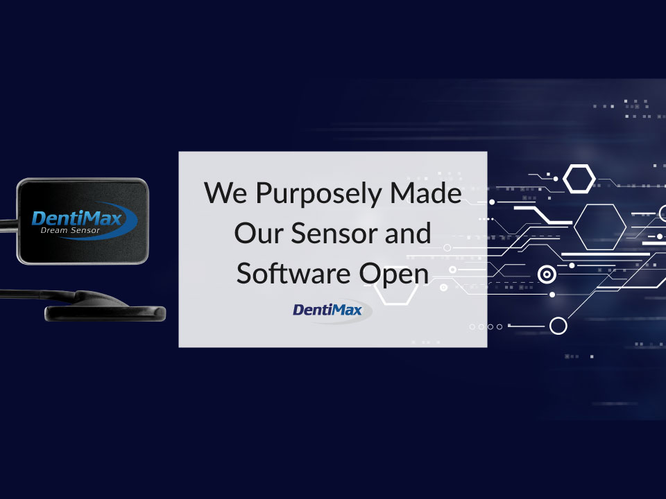 We Purposely Made Our Sensor and Software Open