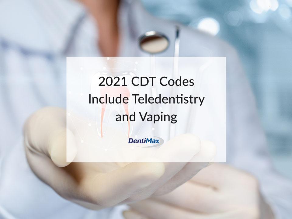 2021 CDT Codes