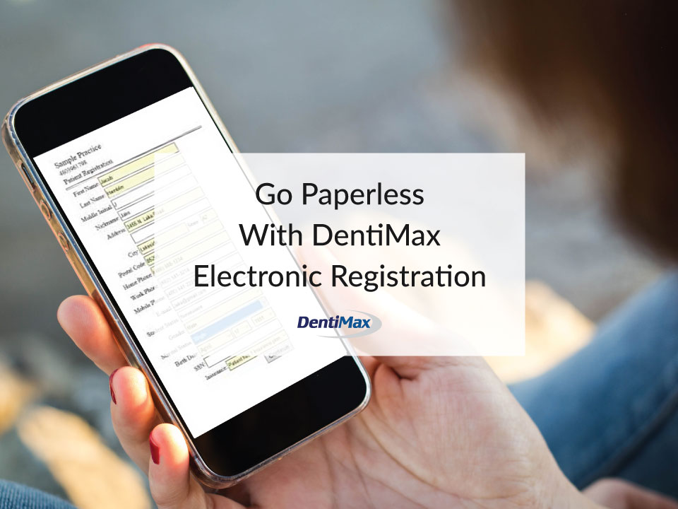 DentiMax Electronic Registration